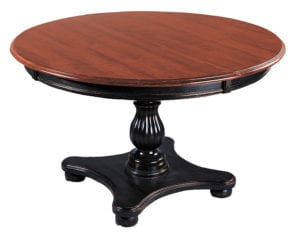 Antiguan Pedestal Table