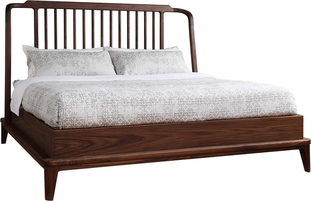 Walnut Grove Spindle Bed